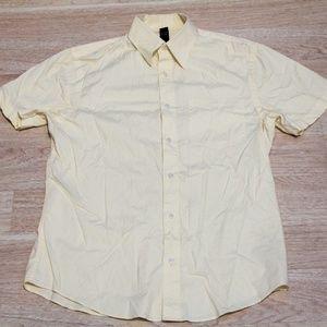 Club Monaco Men's Button Up Shirt Size Small